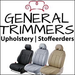 South African Klein Karoo Online Business Advertisement | General Trimmer Oudtshoorn Upholstery Services - Stoffeerders in Oudtshoorn