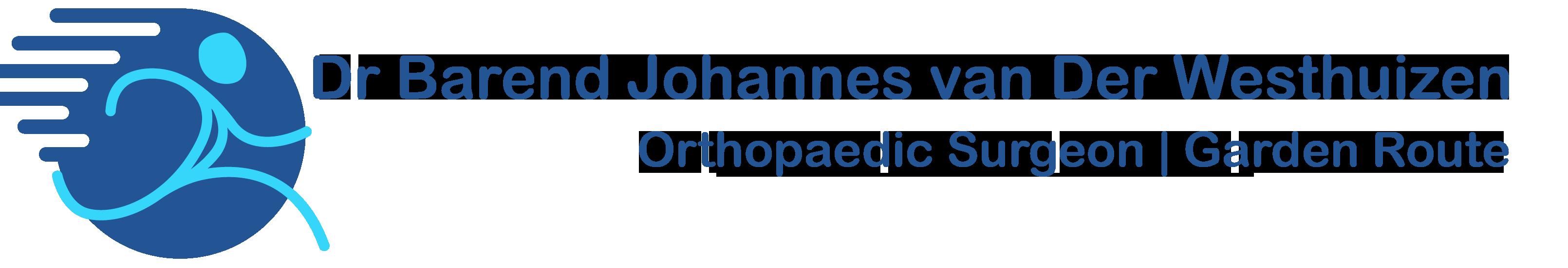 Dr Barend Johannes van Der Westhuizen | Orthopaedic Surgeon