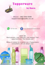 Tupperware By Desre | Tupperware Western-Cape