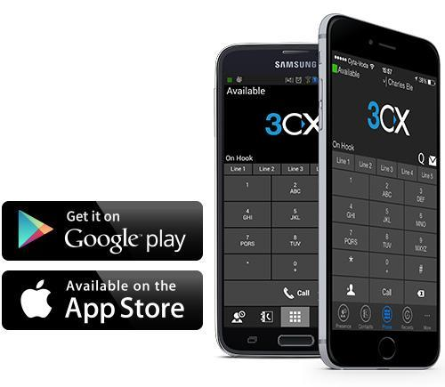 3cx Mobile VoIP Phones - Home and Business Calling